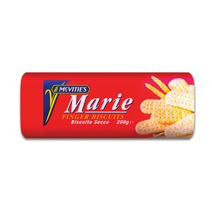 McVitie's Marie Finger Biscuits 200g