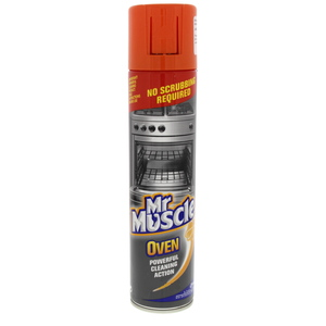 Mr. Muscle Oven Cleaning Action 300ml