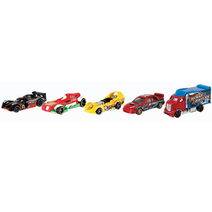 Hot Wheels 5 Car Gift Pack (Styles and Colors May Vary)