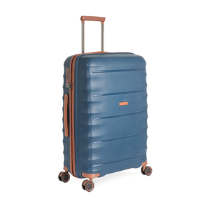 Cortigiani 4 Wheel Hard Trolley Assorted Color 28""