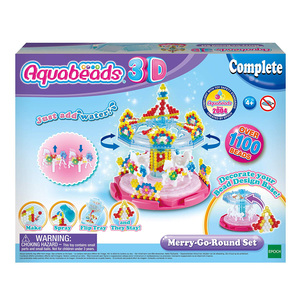 Aquabeads 3D Merry Go Round Set 31364