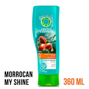 Herbal Essences Moroccan My Shine Nourishing Conditioner with Argan Oil 360ml