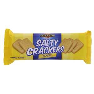 Quickbury Salty Crackers Classic 180g