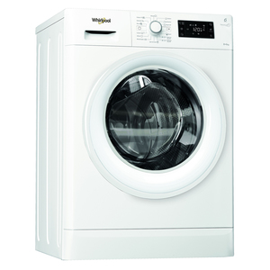 Whirlpool Front Load Washer & Dryer FWDG86148W 8/6Kg
