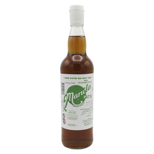 Shaflout Manila Patis Fish Flavored Sauce 700ml