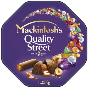 Mackintosh'S Quality Street Chocolate 1.25g