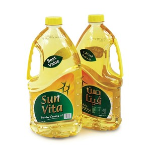 Sun Vita Blended Cooking Oil 2 x 1.8Litre