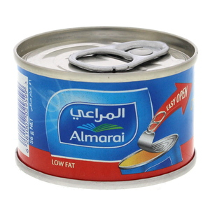 Almarai Cheddar Cheese Low Fat 56g