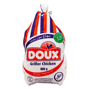 Doux Frozen Griller Chicken 900g
