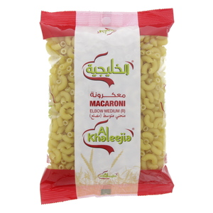 Al Khaleejia Macaroni Elbow Medium 400g