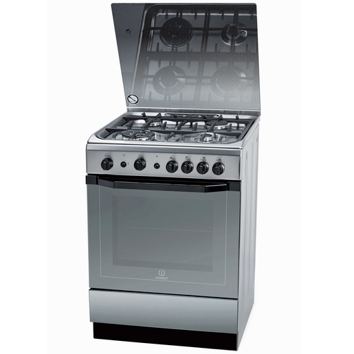 Indesit Cooking Range I6TG1GKXEX 60x60 4Burner