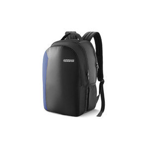"American Tourister School Backpack Forro 17"" Black"