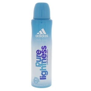 Adidas Pure Lightness Perfumed Deo For Women 150ml