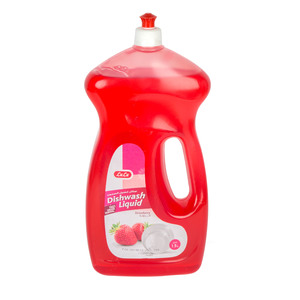 Lulu Dishwash Liquid Strawberry 1.5Litre
