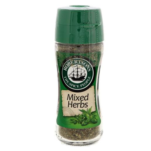 Buy Robertsons Mixed Herbs 100ml - Herbs - Lulu Webstore UAE