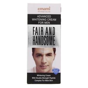 Emami Fair And Handsome Advanced Whitening Cream For Men 50ml