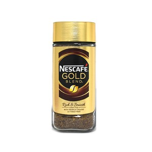 Nescafe Gold Blend Coffee Rich & Smooth 100g
