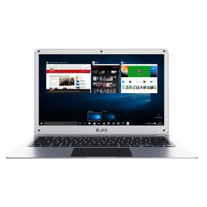 "I-Life Notebook Zed Air CX34 Core i3 15.6"" Silver"
