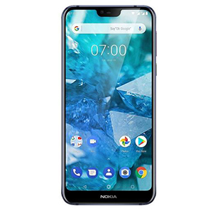 Nokia 7.1 TA-1095 64GB Blue