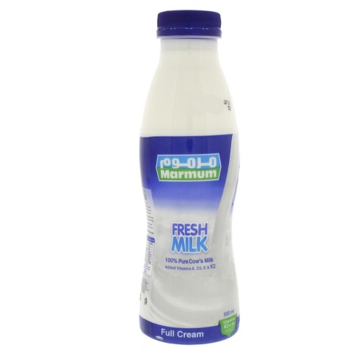 Marmum Fresh Milk Full Cream 500ml