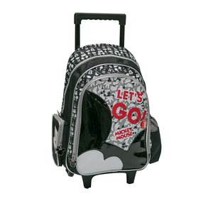Mickey Mouse Adult School Trolley Bag FK15243 16inch