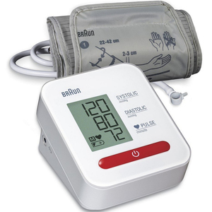 Braun Upper Arm Blood Pressure Monitor  BUA5000