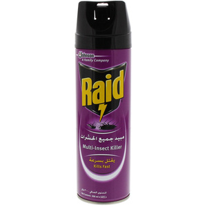 Raid Multi Insect Killer 300Ml