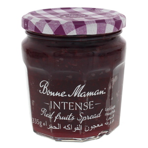 Bonne Maman Intense Red Fruits Spread 335g
