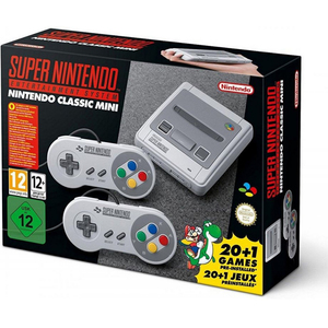 Nintendo Classic Mini Super Entertainment System