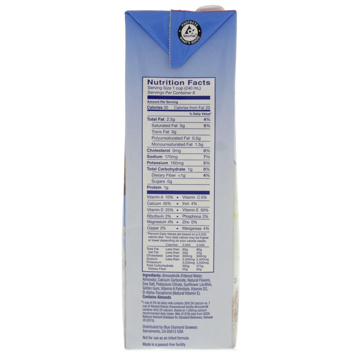 Buy Blue Diamond Almond Breeze