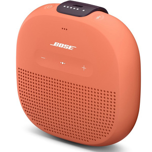 Bose Bluetooth Speaker Soundlink Micro Orange