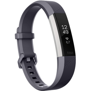Fitbit Band Alta HR408SGYS Small Blue Gray
