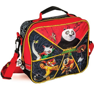 Kung Fu Panda Lunch Bag