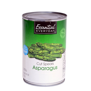 Essential Everyday Cut Spears Asparagus 411g