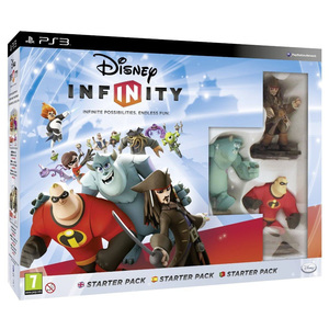 PS3 Disney Infinity Starter Pack