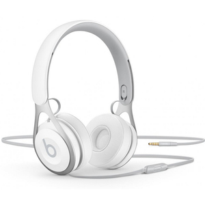 Beats EP On-Ear Headphones ML992ZM White