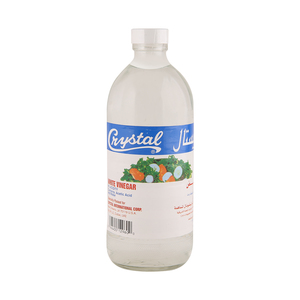 Crystal White Vinegar White 454g