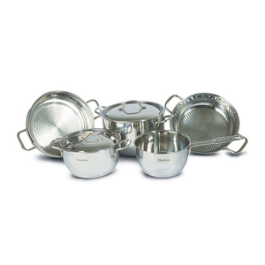 Chefline Stainless Steel Cookware Set 8pcs