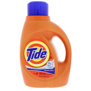 Tide Liquid Detergent Original Scent 32 Loads 1.47Litre