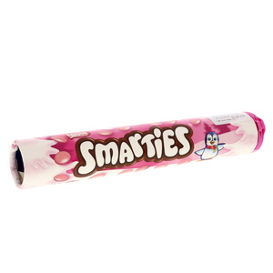 Nestle Smarties Milk Chocolate 130g