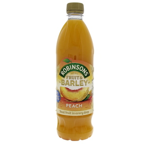 Robinsons Fruit & Barley Peach No Added Sugar 1Litre