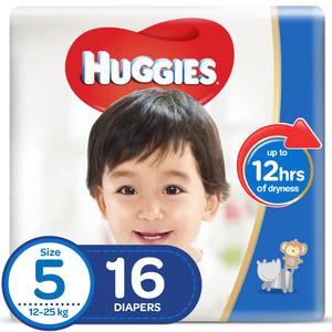 Huggies Diaper Junior 16pcs