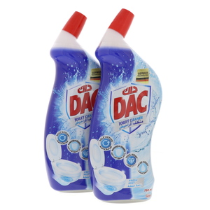 Dac Toilet Cleaner Fresh Mist 2 x 750ml