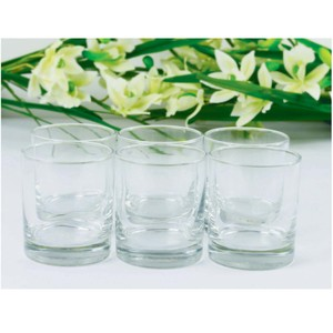 Silica Olympia Tumbler Set 6pcs Assorted