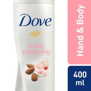 Dove Purely Pampering Body Lotion Almond 400ml