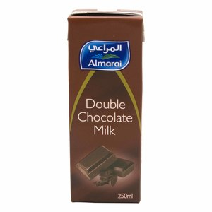 Al Marai  Double Chocolate  Milk 250ml