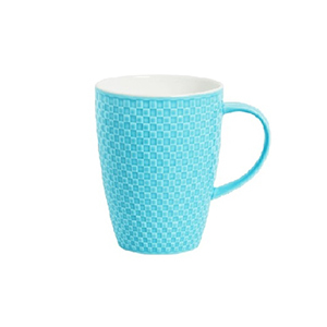 Qualitier Latte Mug Blue 350cc