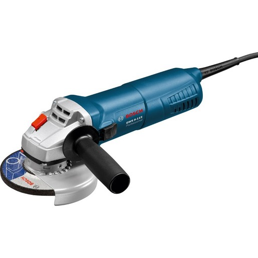 Buy Bosch Professional Angle Grinder GWS 9-115 900W+5 Disc - Power
