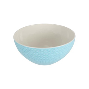Qualitier Salad Bowl Blue 21cm