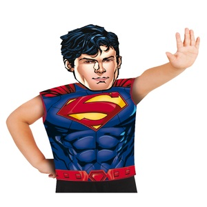 Superman Party Costume 33689 Size 3-6Y